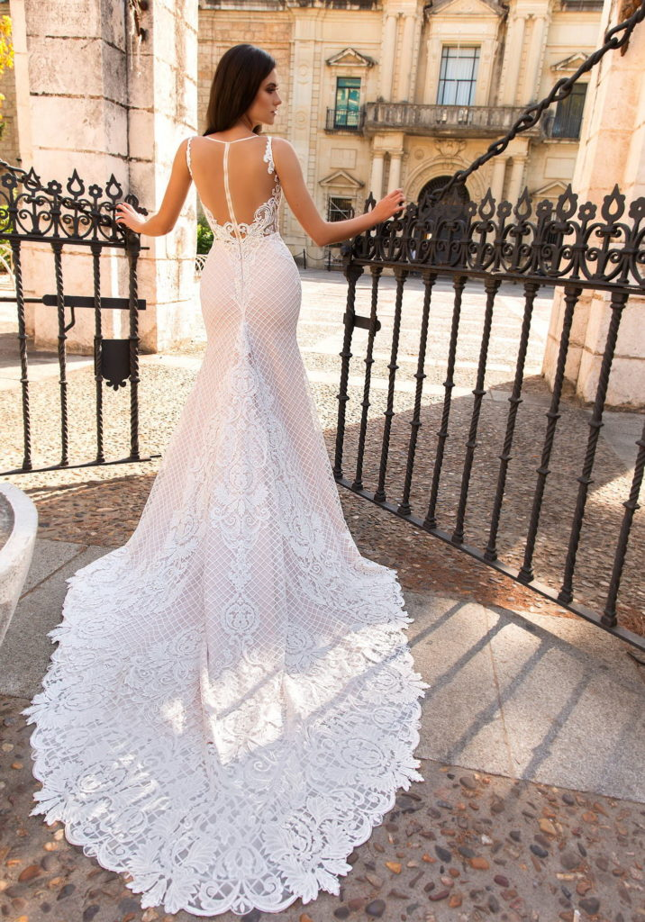 Crystal Design Lizzi - The Blushing Bride boutique in Frisco, Texas