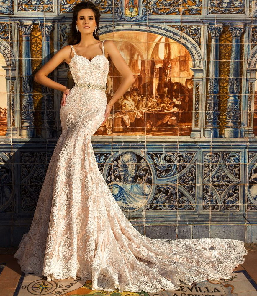 Crystal Design Michell - The Blushing Bride boutique in Frisco, Texas