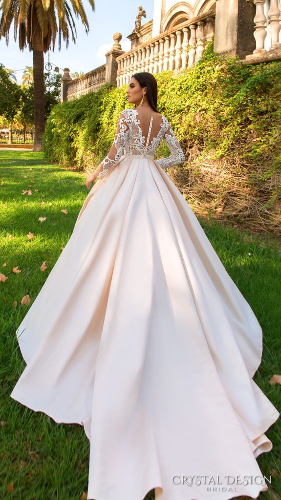 Ohara by Crystal Design - The Blushing Bride boutique in Frisco, Texas