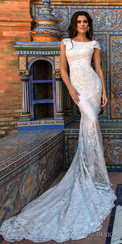 Crystal Design Ostin - The Blushing Bride boutique in Frisco, Texas