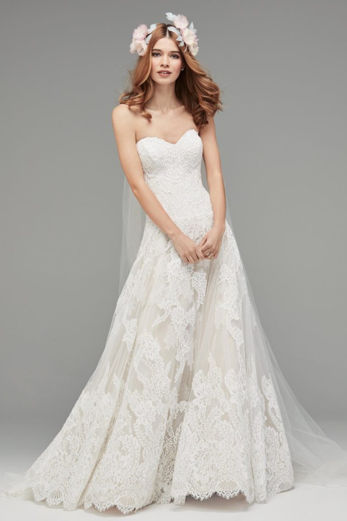 Watters Lyric 3012B - The Blushing Bride boutique in Frisco, Texas
