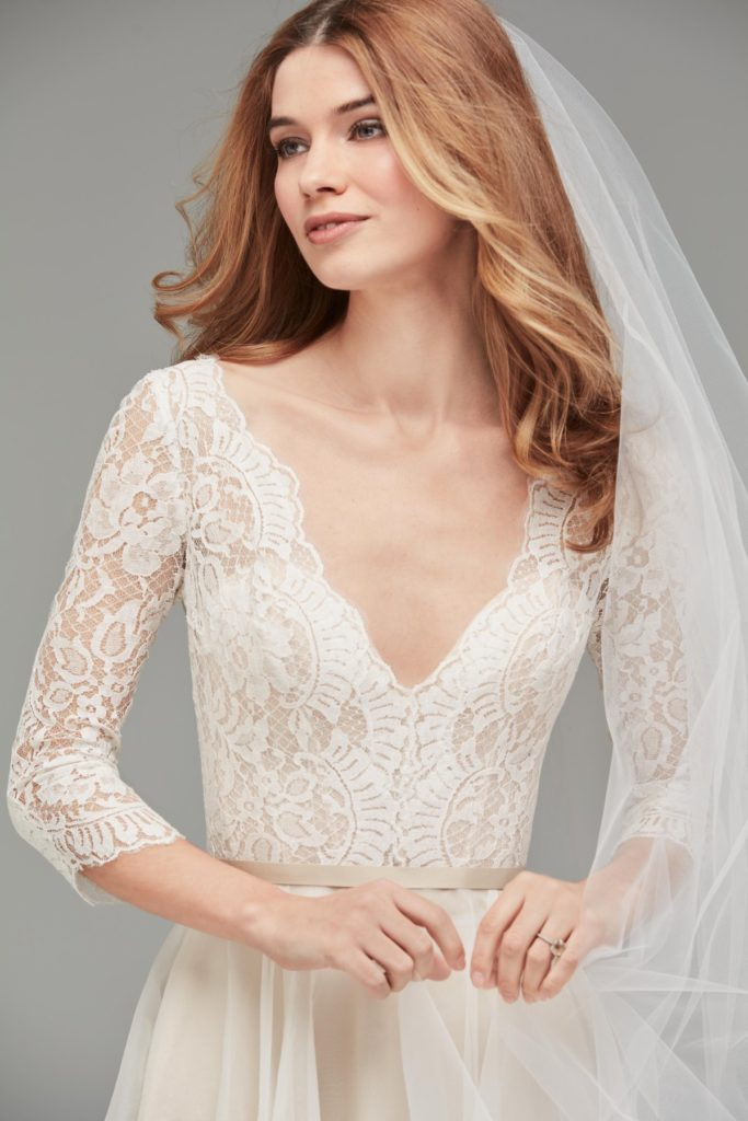 Watters Shiloh 3004B - The Blushing Bride boutique in Frisco, Texas