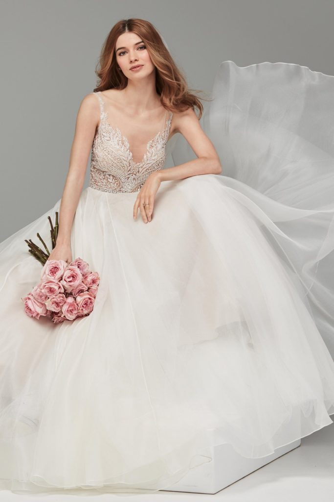 Watters Mihr 3000B - The Blushing Bride boutique in Frisco, Texas
