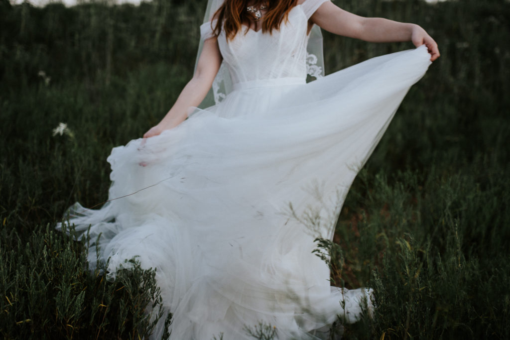 Bridal Portraits Styled PhotoShoot by The Blushing Bride Boutique in Frisco, Texas