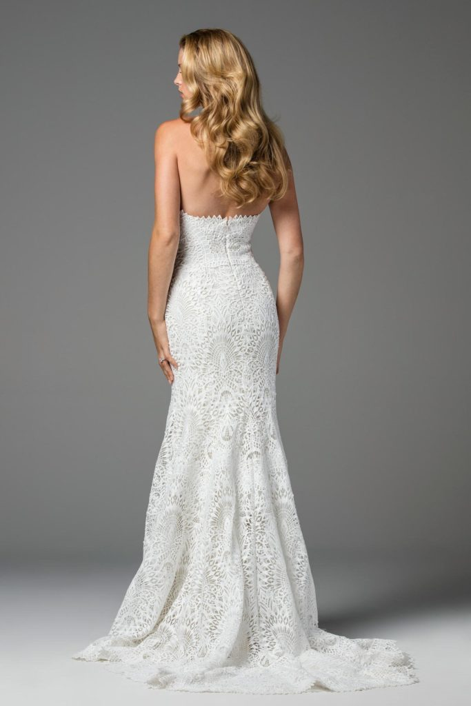 ... Off the Rack/Clearance $1,990 Watters Taylor 2018B - The Blushing Bride Boutique in Frisco, Texas