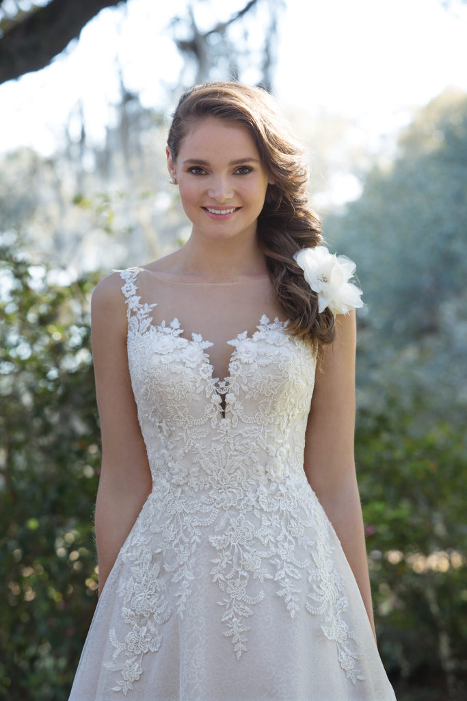 Sweetheart Gown 6166 - The Blushing Bride boutique in Frisco, Texas