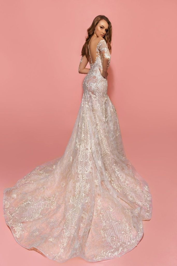 ... Kim by Eva Lendel - The Blushing Bride Boutique in Frisco, Texas