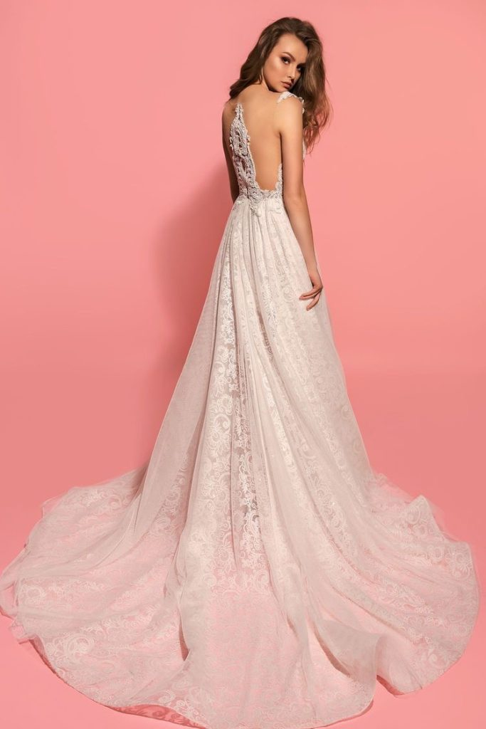 Eva Lendel Barbara - The Blushing Bride boutique in Frisco, Texas