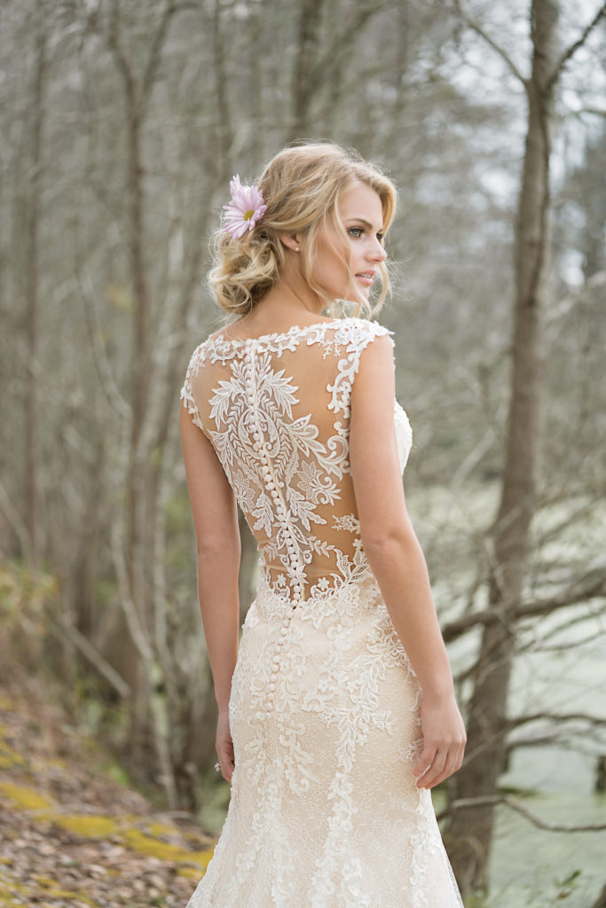 Lillian West 6459 - The Blushing Bride boutique in Frisco, Texas for Plus Size Wedding Gowns