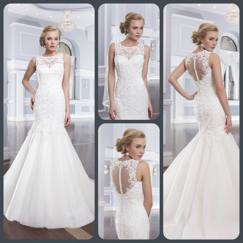 Lillian West 6315 - The Blushing Bride boutique in Frisco, Texas for Plus Size Wedding Gowns