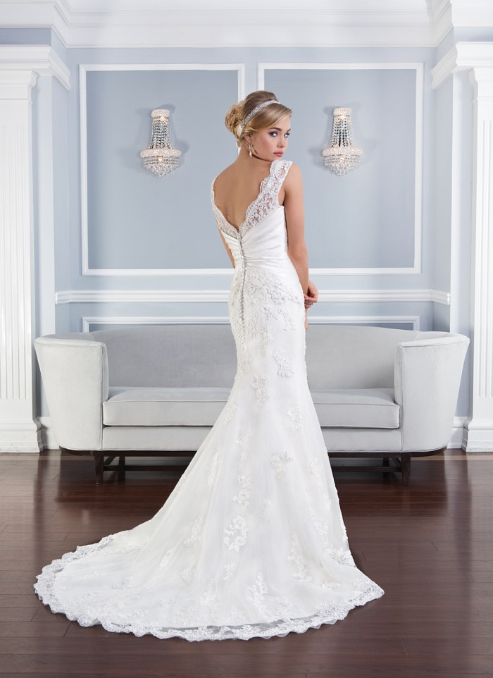 Lillian West 6332 - The Blushing Bride boutique in Frisco, Texas
