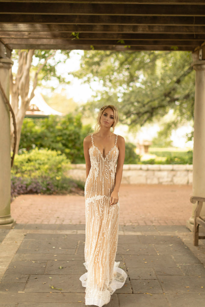 Feminine by Naama & Anat Couture - The Blushing Bride Boutique in Frisco, Texas