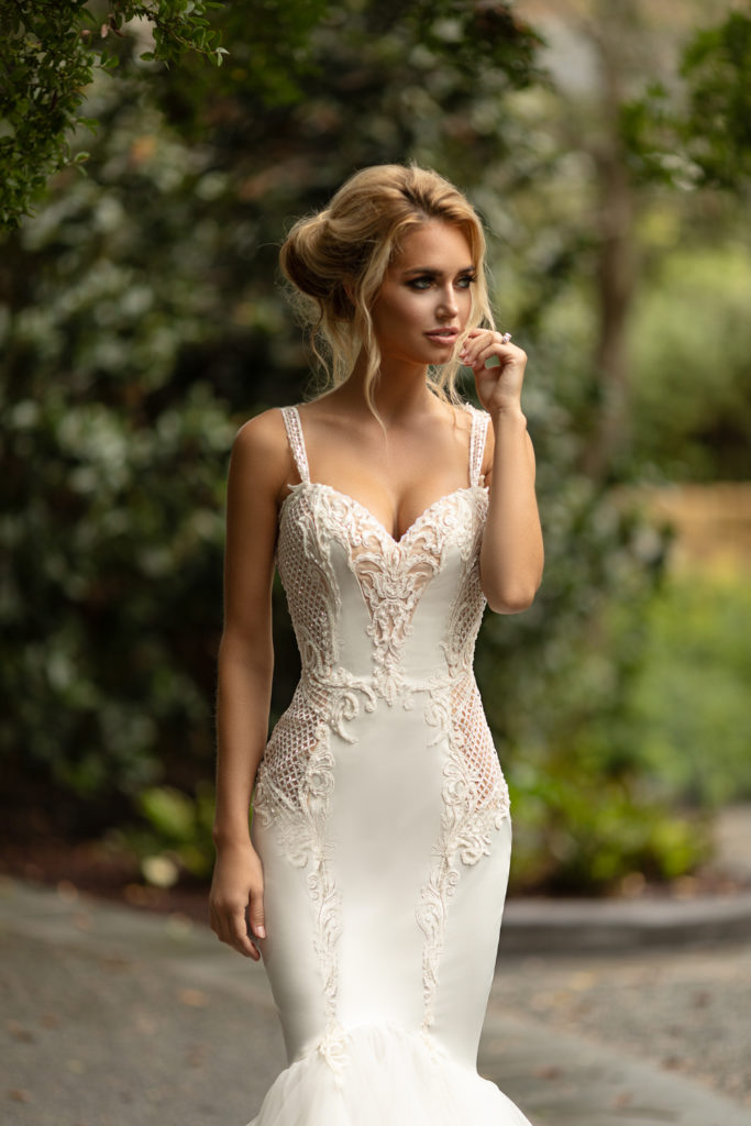 f6aaf54043094 Naama & Anat Couture Powerful - The Blushing Bride Boutique in Frisco, Texas