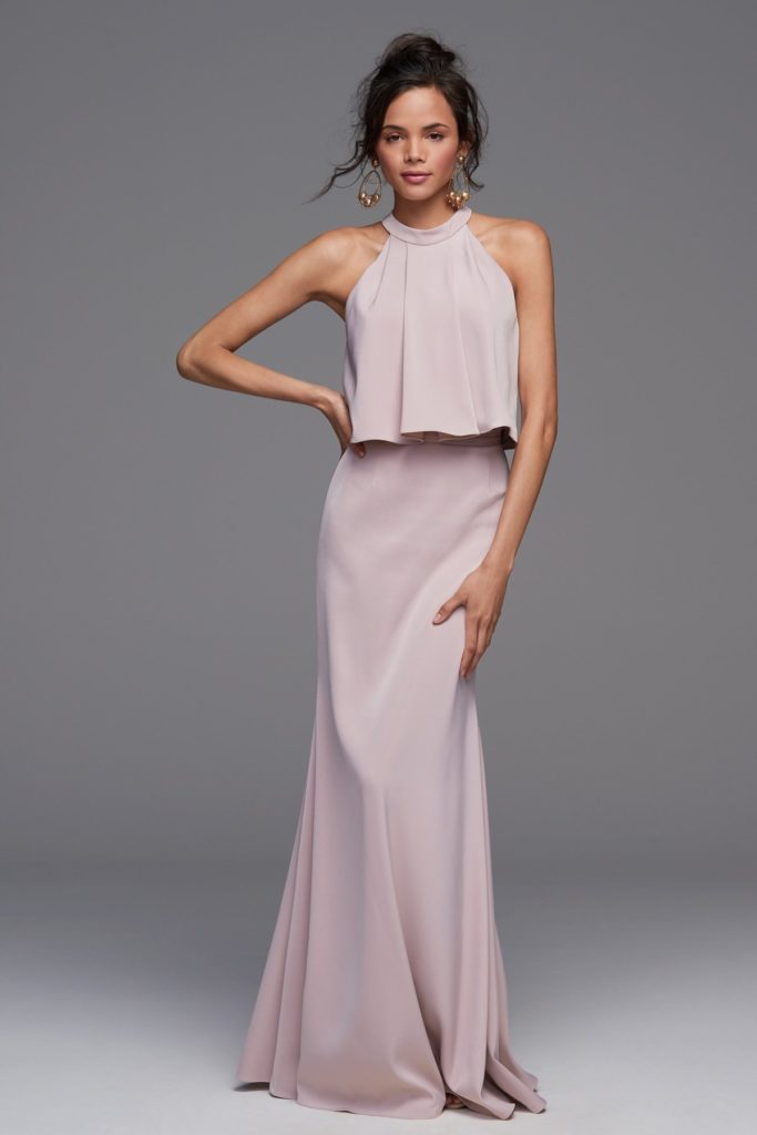 Watters Montana Top with Remi Skirt - The Blushing Bride boutique in Frisco, Texas