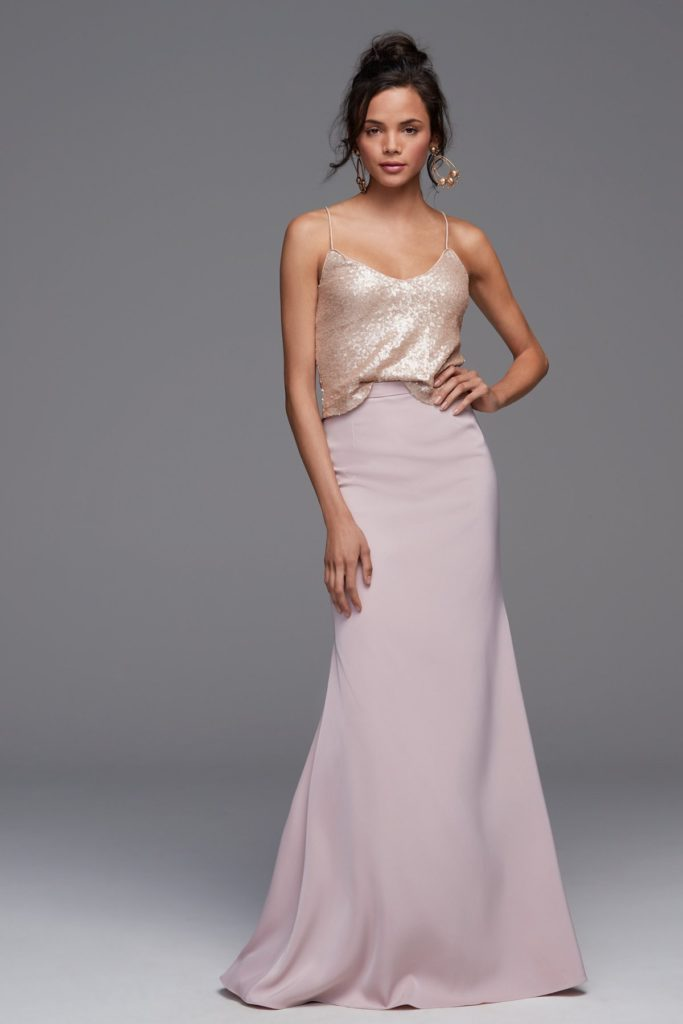Watters Separates for Bridesmaids - The Blushing Bride boutique in Frisco, Texas