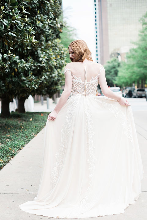Cameron by Eva Lendel - The Blushing Bride boutique in Frisco, Texas