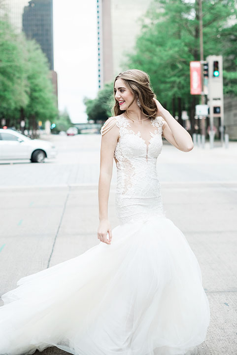 Diva by Naama and Anat Couture - The Blushing Bride boutique in Frisco, Texas