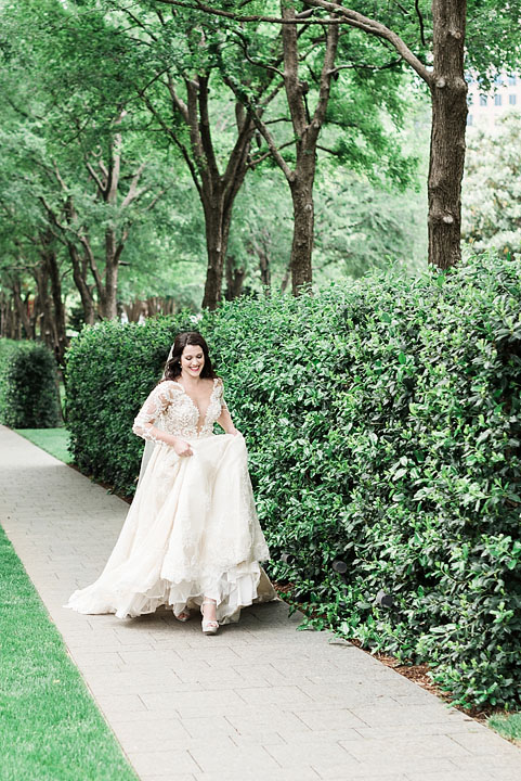 Chantale by Crystal Design - The Blushing Bride boutique in Frisco, Texas