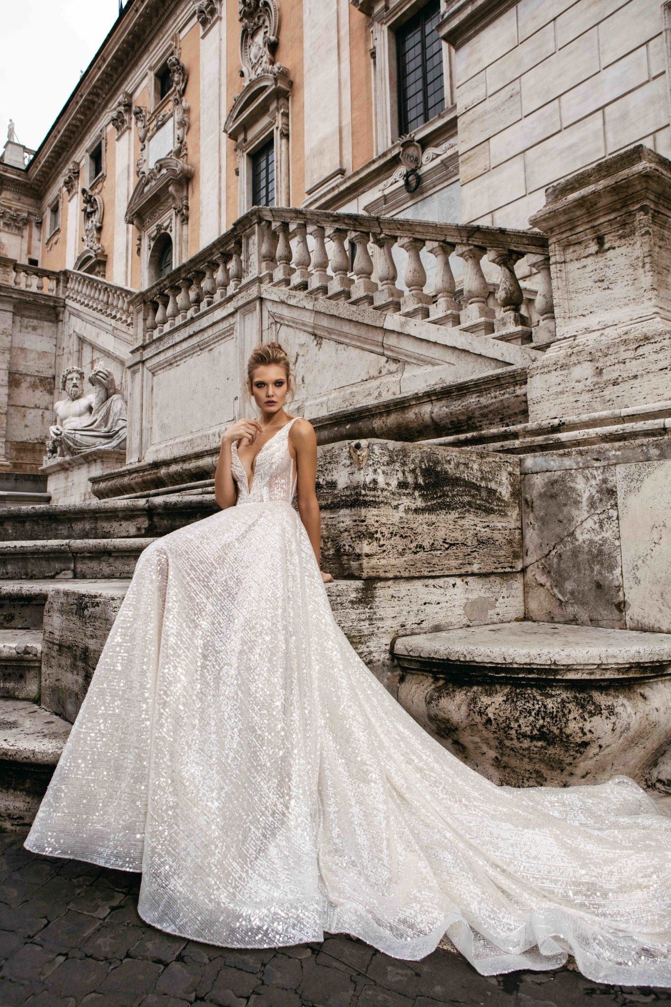 Innocentia Wedding Gowns - The Blushing Bride boutique in Frisco, Texas