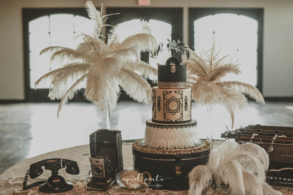 Great Gatsby Inspired PhotoShoot at Bentley Station - The Blushing Bride boutique in Frisco, Texas