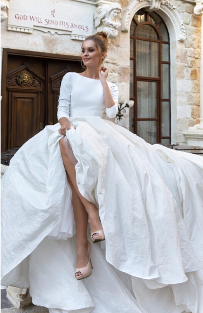 Less is More, Simply Stated Wedding Gowns – The Blushing Bride boutique