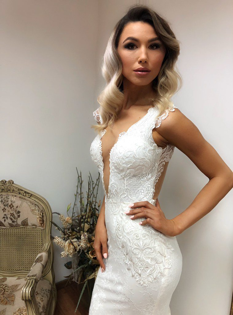 Naama & Anat Couture Audrey - The Blushing Bride boutique in Frisco, Texas