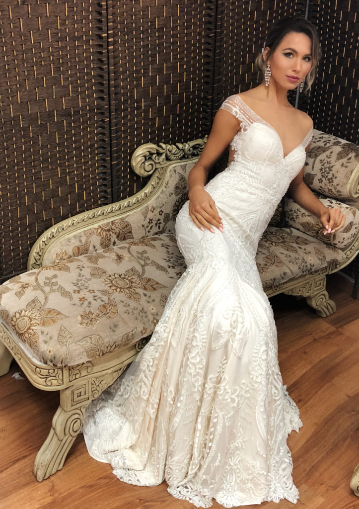 Naama & Anat Couture Hayworth - The Blushing Bride boutique in Frisco, Texas