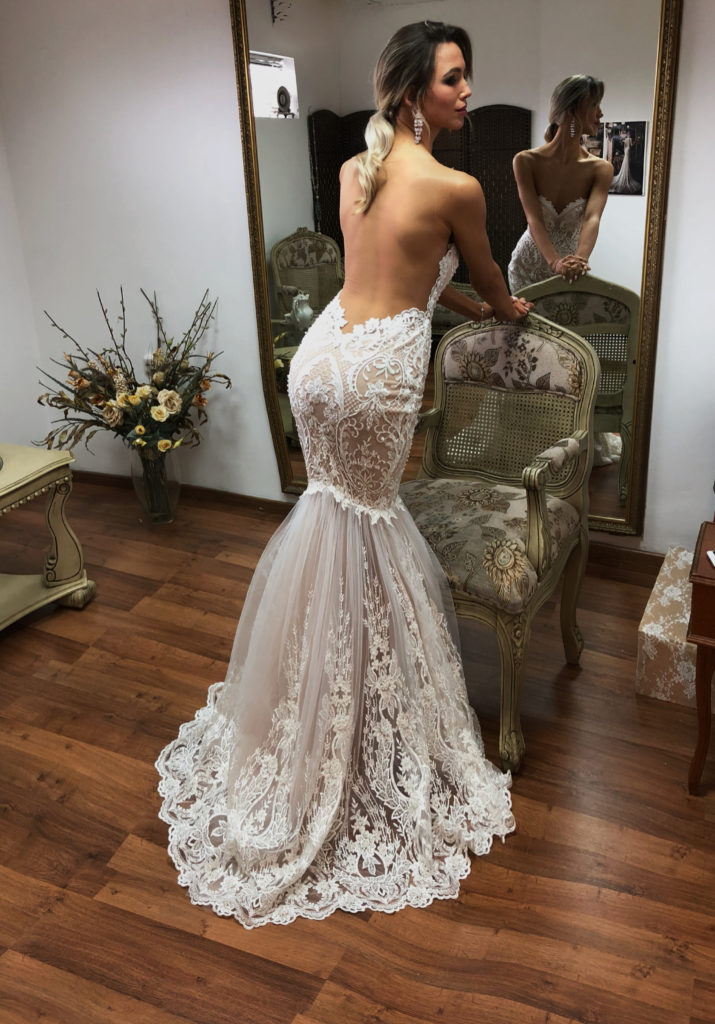 Naama & Anat Couture Jinger - The Blushing Bride boutique in Frisco, Texas