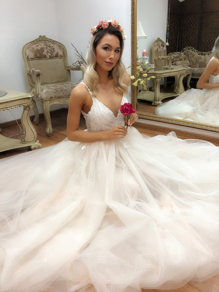 Naama & Anat Couture Marilyn - The Blushing Bride boutique in Frisco, Texas