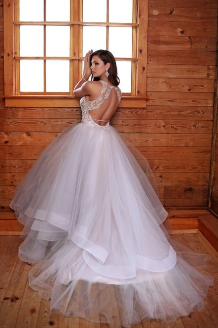 Marisa D65 - The Blushing Bride boutique in Frisco, Texas