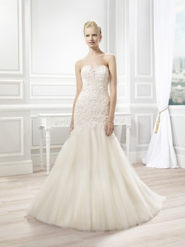 Moonlight Bridal J6350 - The Blushing Bride Boutique in Frisco, Texas