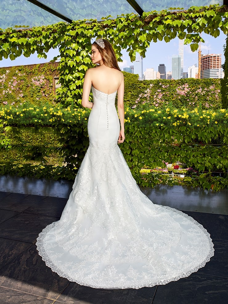 Moonlight Bridal J6479 - The Blushing Bride Boutique in Frisco, Texas