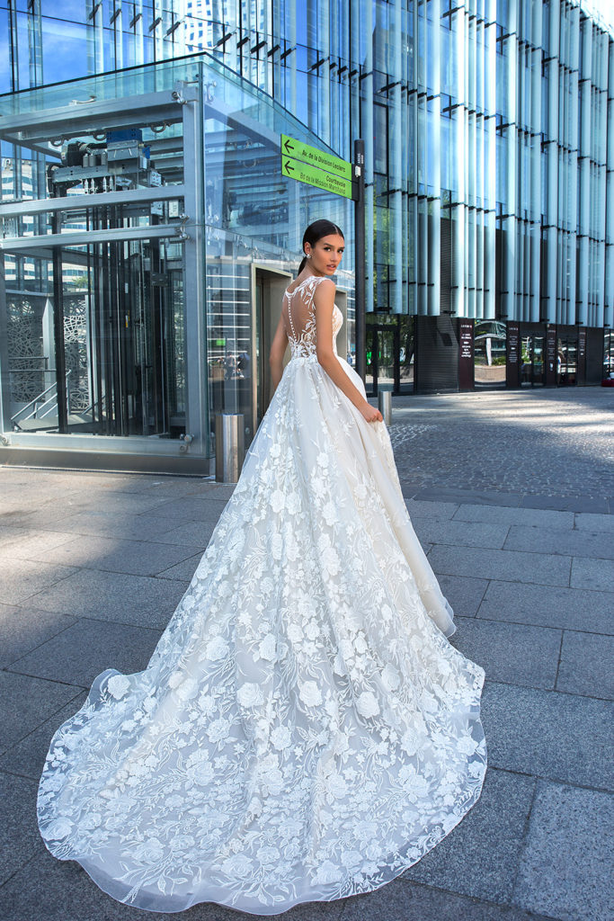 Crystal Design Laima - The Blushing Bride Boutique in Frisco, Texas