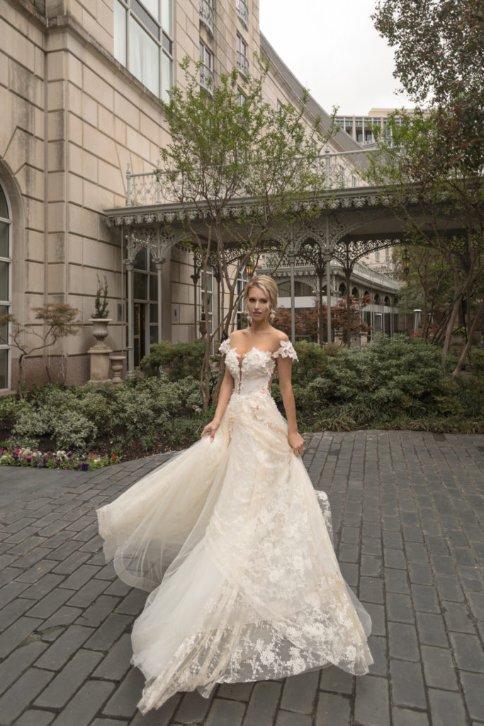 Tango by Naama & Anat Couture - The Blushing Bride Boutique in Frisco, Texas
