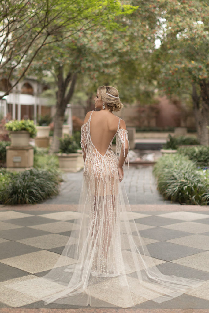 Charleston by Naama & Anat Couture - The Blushing Bride Boutique in Frisco, Texas