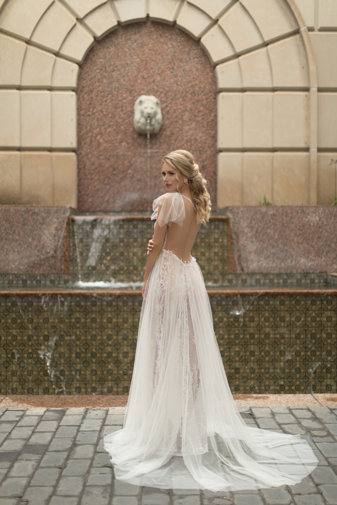 Cha Cha by Naama & Anat Couture - The Blushing Bride Boutique in Frisco, Texas