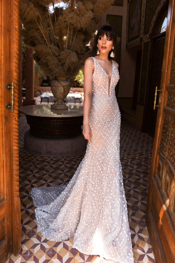 Infinity by Crystal Design - The Blushing Bride Boutique in Frisco, Texas