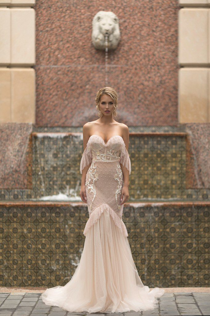 Flamenco by Naama & Anat Couture - The Blushing Bride Boutique in Frisco, Texas