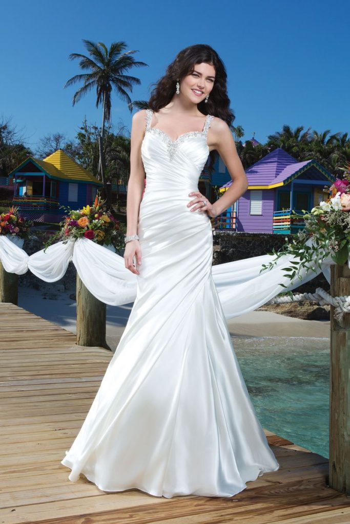 Sincerity Bridal 3788 - The Blushing Bride boutique in Frisco, Texas