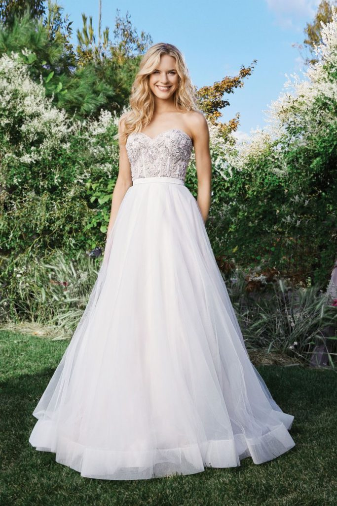 Lillian West 6442 - The Blushing Bride boutique in Frisco, Texas