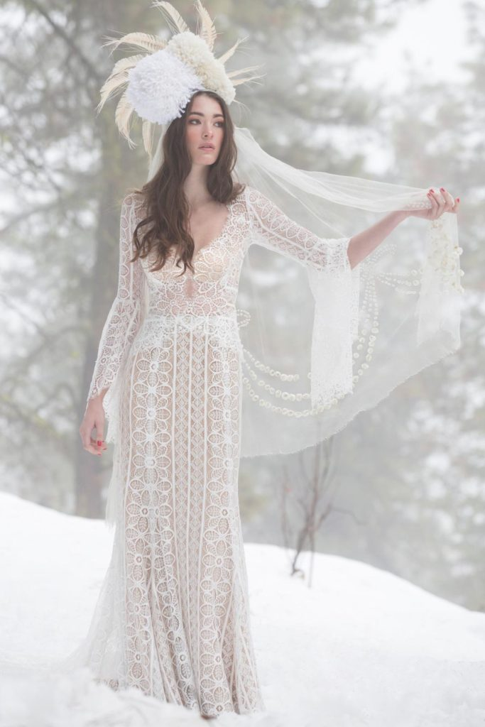 Willowby Fall 2018 Style 51105 Adelaide - The Blushing Bride boutique in Frisco, Texas