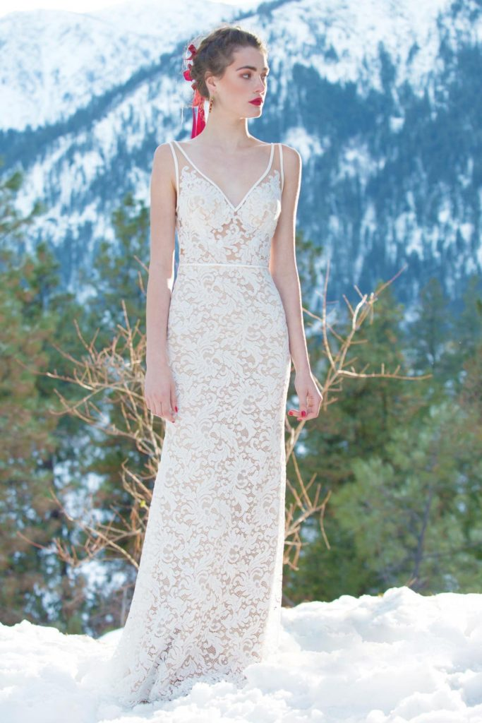 Willowby Fall 2018 Style 51111 Derica - The Blushing Bride boutique in Frisco, Texas