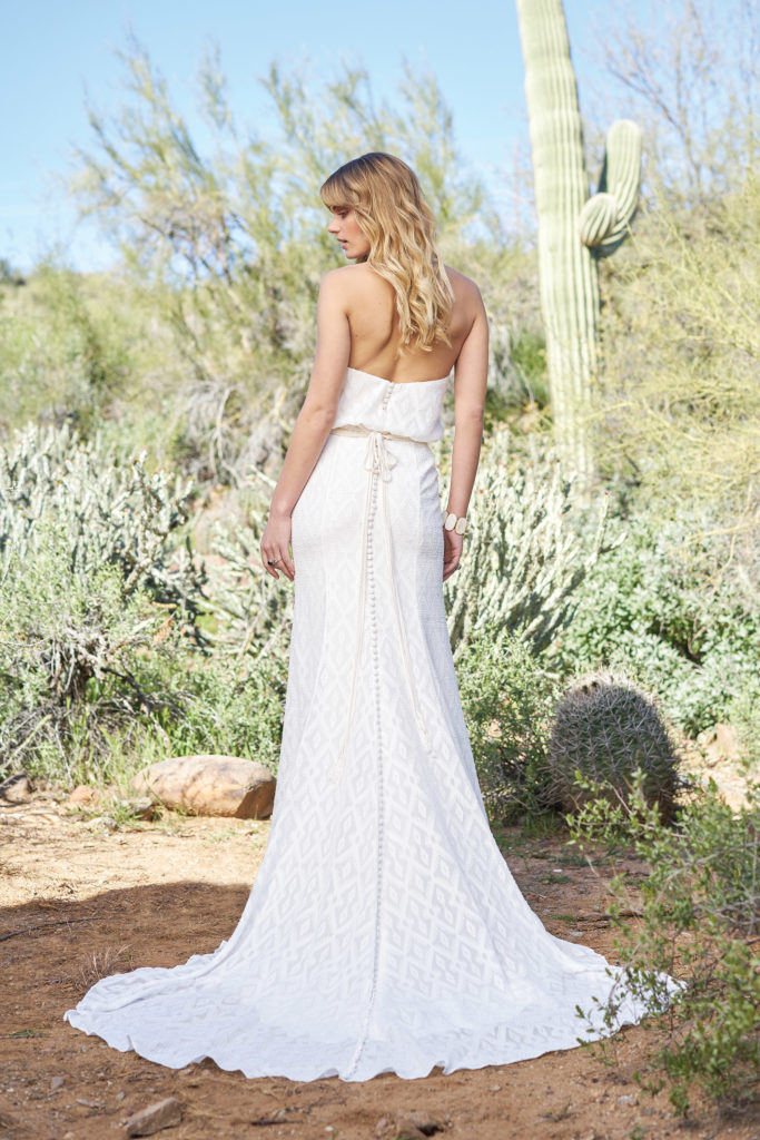 Lillian West 6522 - The Blushing Bride boutique in Frisco, Texas