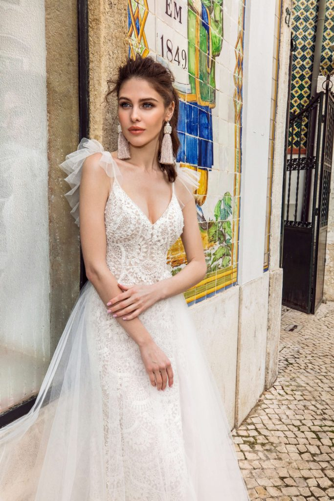 Marie Amelie by Innocentia - The Blushing Bride boutique in Frisco, Texas