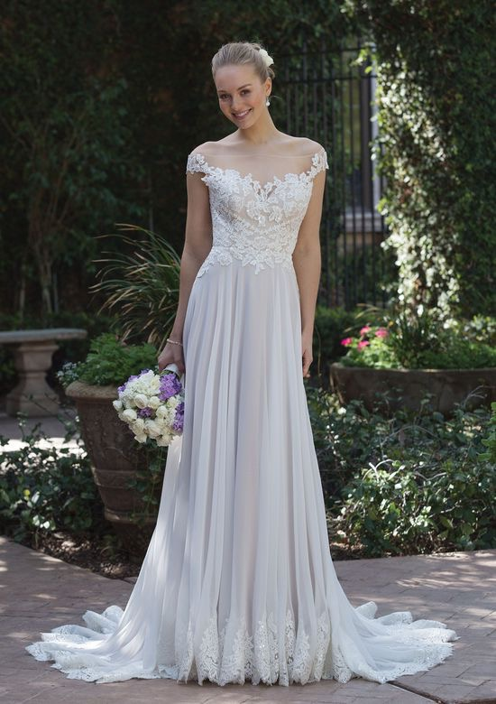Sincerity Bridal 4030 - The Blushing Bride boutique in Frisco, Texas