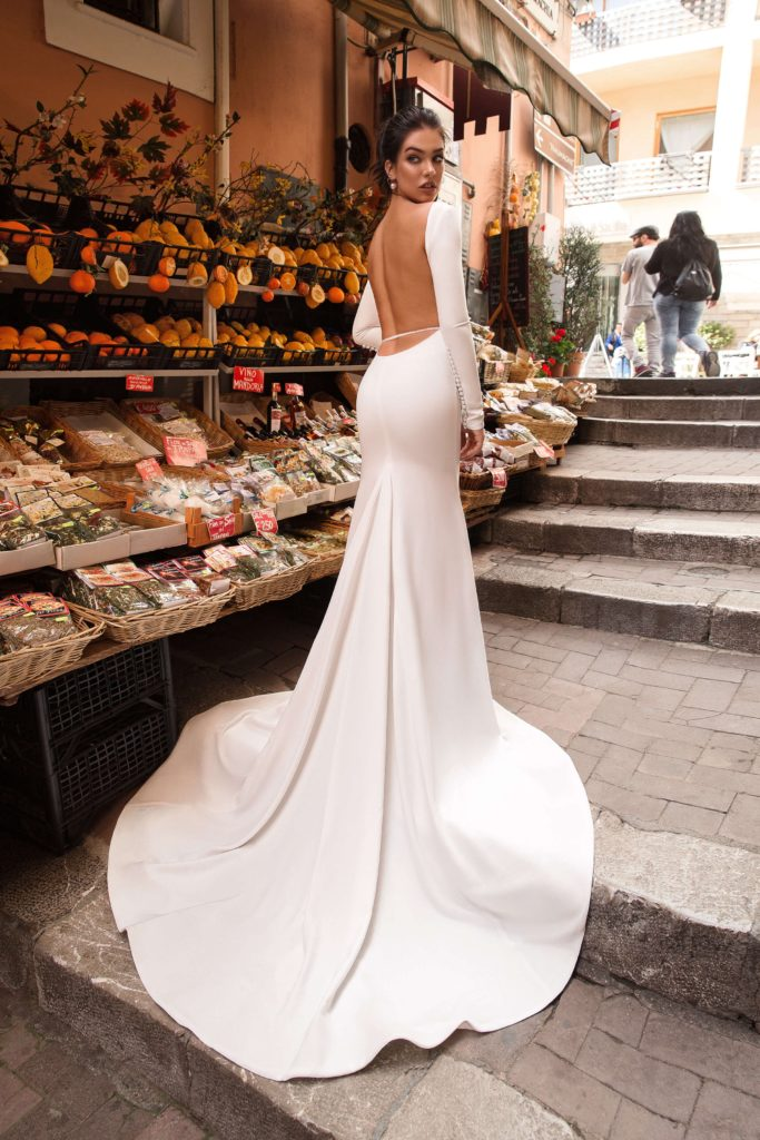 Paola by Innocentia - The Blushing Bride boutique in Frisco, Texas