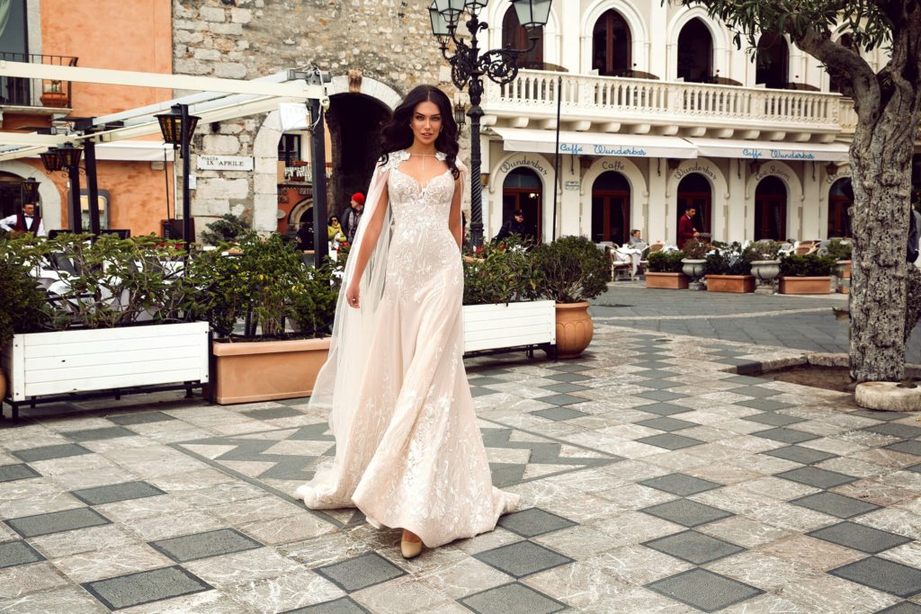 Matilde by Innocentia - The Blushing Bride boutique in Frisco, Texas