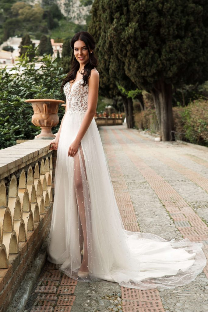 Giovanna by Innocentia - The Blushing Bride boutique in Frisco, Texas