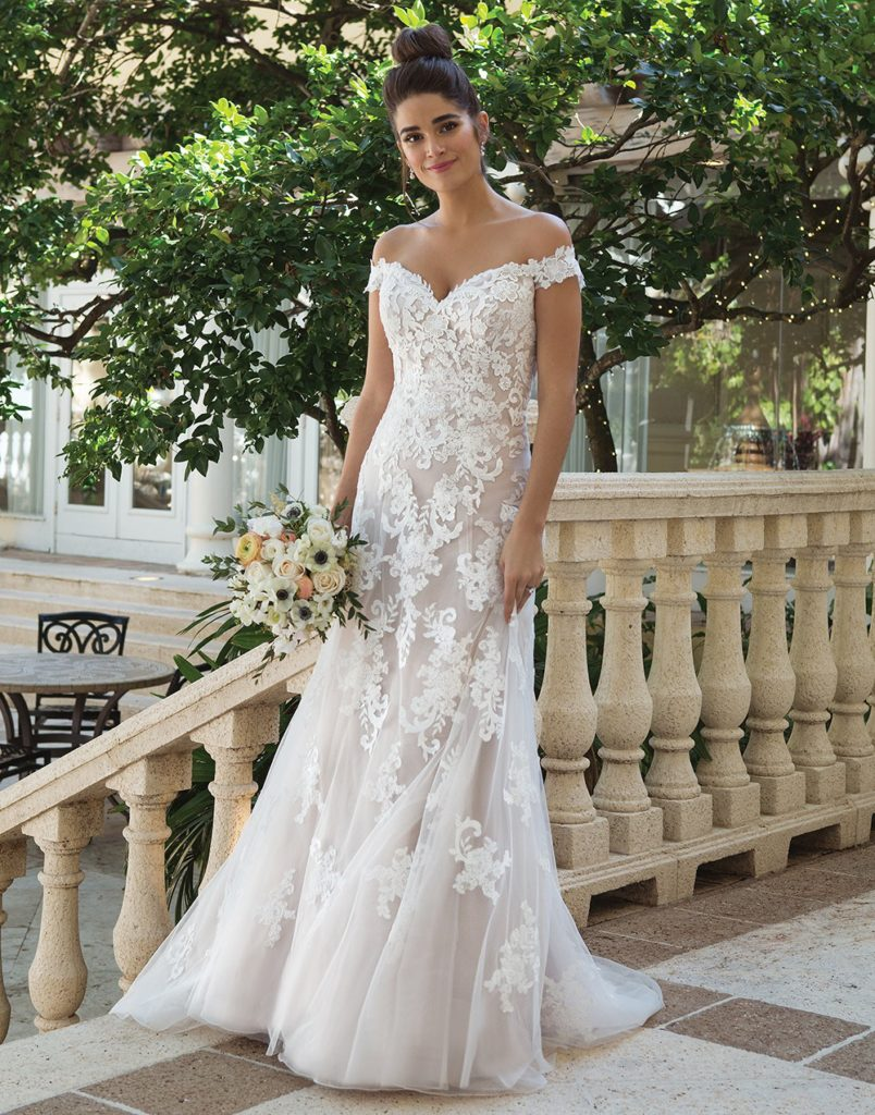 d7b1096904 Bridal Collections by Justin Alexander – Sweetheart   Sincerity ...