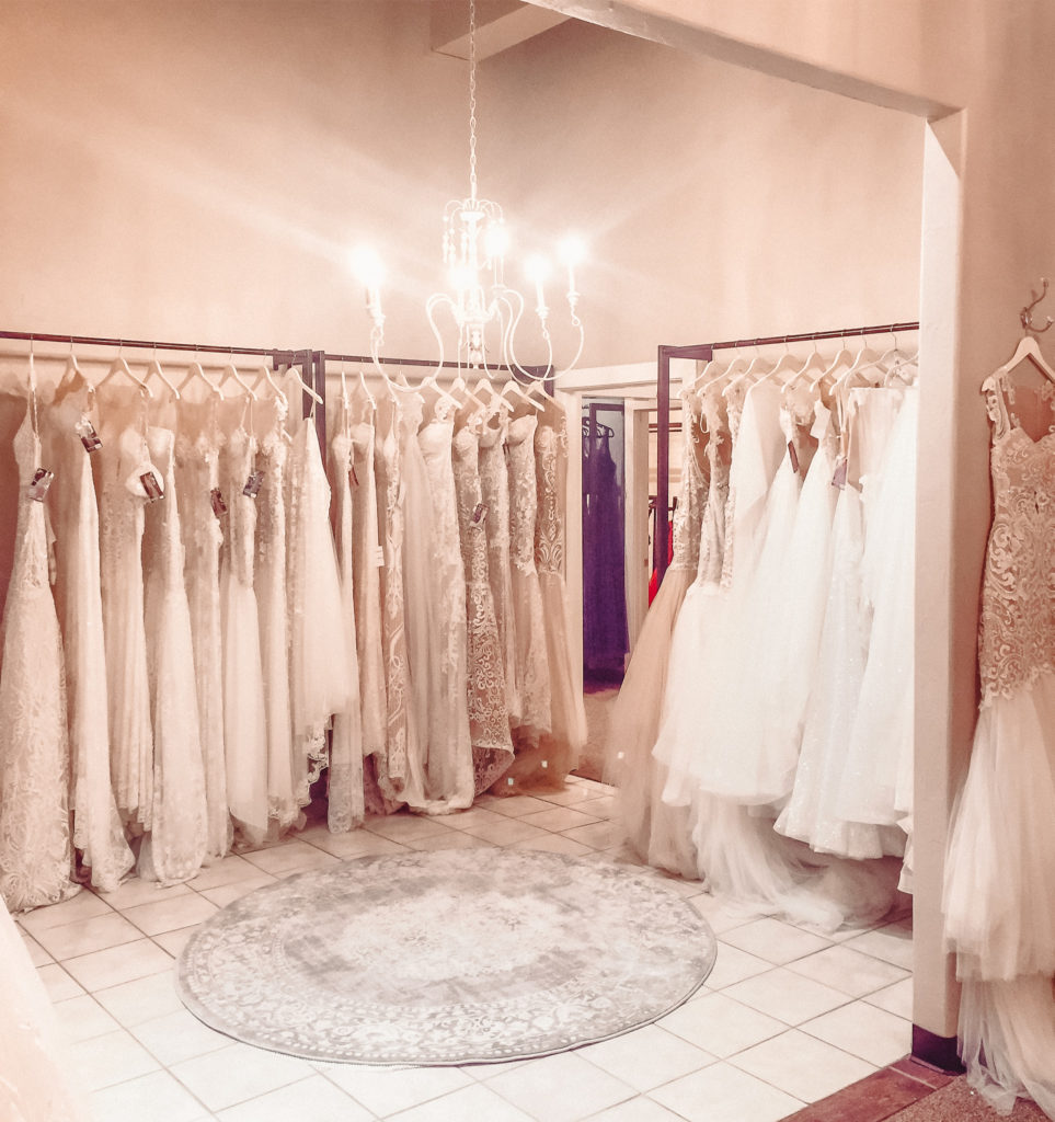 621904ee338 The Blushing Bride boutique – Dallas bridal boutique in Frisco ...